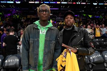 Young Thug's Longtime Driver Threatens To Sue Rapper Over Lil Duke Fight