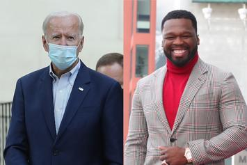 Joe Biden's Senior Advisor Explains Tax Plan Following 50 Cent's Trump Endorsement