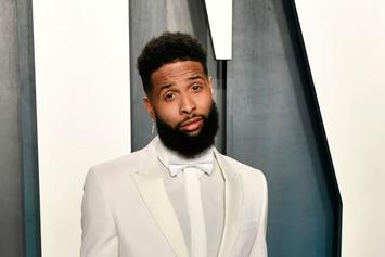 """Odell Beckham Jr. Doesn't Believe That """"[COVID-19] Can Get To Me"""""""