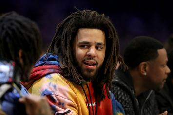 J. Cole Trends On Twitter But It's Not Because He Released New Music
