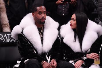 """Safaree Was Lying About Erica Mena Divorce: """"Sorry For Being Childish"""""""