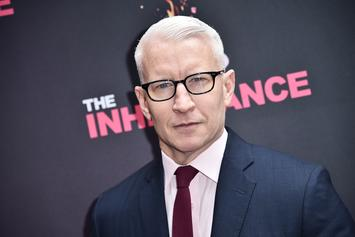 """Anderson Cooper Likens Donald Trump To An """"Obese Turtle"""""""