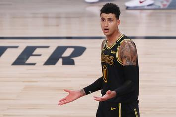 Kyle Kuzma Goes Off On COVID-19 Restriction During Twitter Rant