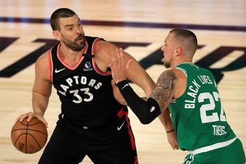 Lakers Looking To Scoop Marc Gasol Away From Raptors