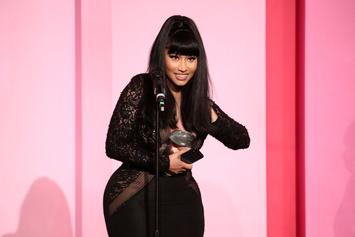 Nicki Minaj Drags GRAMMYs Over 2012 Best New Artist Loss