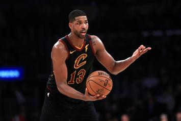 Tristan Thompson Granted Official United States Citizenship