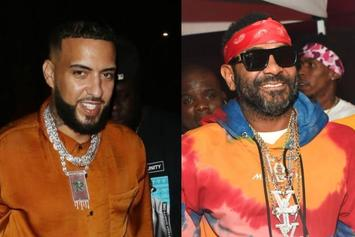"""French Montana & Jim Jones Have Agreed To Appear Together On """"Verzuz"""""""