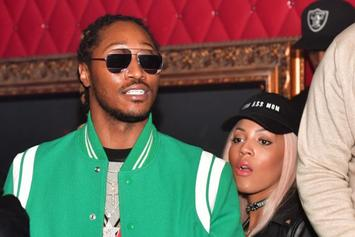 """Future & Ex Brittni Get Into It, She Says He Told 8-Year-Old Son """"F*ck Him"""""""