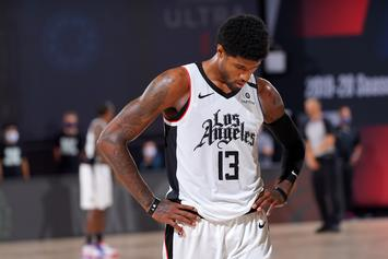 """Paul George Plans To Retire A Clipper: """"This Is Where My Heart Is"""""""