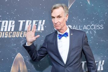 Bill Nye Is Educating His TikTok Audience On The Importance Of Mask Wearing
