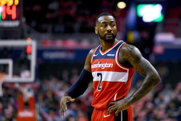 John Wall Speaks Out On James Harden Situation