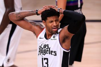 Paul George Signs Huge Extension, Fans Roast Clippers