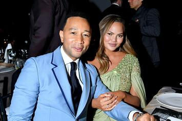 "Chrissy Teigen Is ""Sad She Will Never Be"" Pregnant Again"