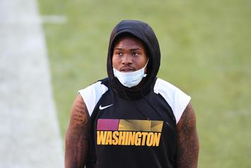 Dwayne Haskins Comments On Being Released By Washington