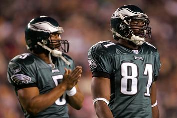 """T.O. """"Knows For A Fact"""" Donovan McNabb Was Partying Before Super Bowl XXXIX"""