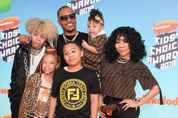 """T.I. Playfully Roasts Son King: """"The [Cap] So Strong On Dis One"""""""