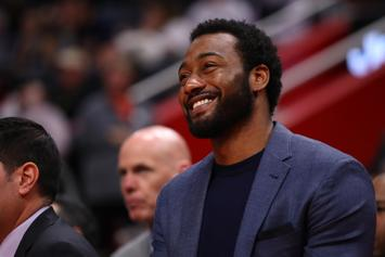 John Wall Reacts To His First Game In Two Years