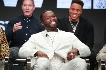 50 Cent Shows Love To Nicki Minaj's Son & Gives Him New Nickname