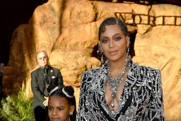 Beyoncé Shares Unseen Footage Of Kids In New Year's Video