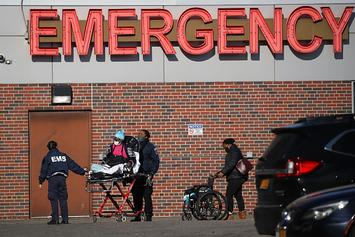 """LA County Hospitals Preparing For """"Worst Conditions"""" Of Entire Pandemic"""