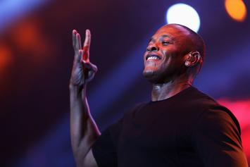 "Dr. Dre Gives Update Following Brain Aneurysm News: ""I'm Doing Great"""