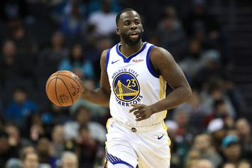 """Draymond Green Goes On NSFW Rant About U.S. Capitol """"Terrorists"""""""