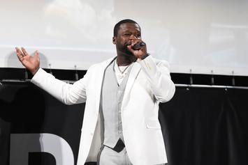 "50 Cent Reacts To His New Song Going #1: ""I'm Still 50 Cent"""