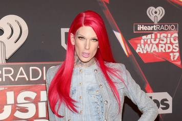 Jeffree Star Claims His DMs Are Filled With Rappers Trying To Hook Up