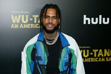 Dave East Celebrates One Billion Streams