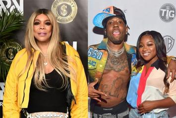 Wendy Williams Has A Message For Reginae Carter Following YFN Lucci's Murder Charge