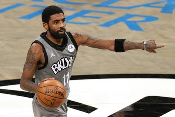 "Kyrie Irving Referred To As ""Property"" By ESPN Journalist"