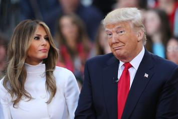 """Trump & Melania Labeled """"Classless"""" For Refusing To Meet With Bidens"""
