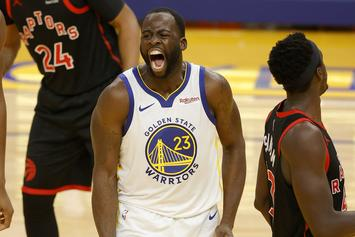 Draymond Green Explains Steve Kerr Fining Drake $500