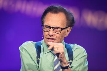 Hip-Hop Tributes Larry King After News Of His Passing