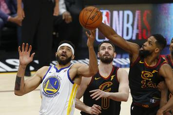 Nets Reportedly Pursuing Kevin Love & JaVale McGee