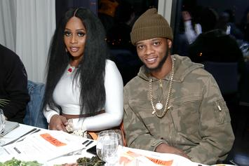Remy Ma Flaunts Body In Steamy Photos Captured By Papoose