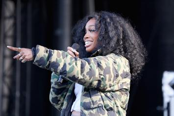 "SZA Confirms She's In Album Mode And Teases ""Shirt"" Single"