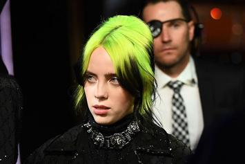 "Billie Eilish Gets Restraining Order Against Stalker Who Used ""Throat Slitting Gesture"""