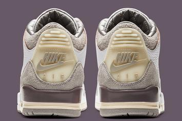 A Ma Maniére x Air Jordan 3 Officially Unveiled: New Photos