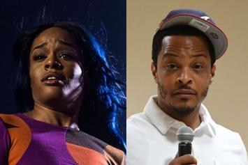 "Azealia Banks Calls Out Public For ""Never [Checking]"" T.I. Over Alleged Violent Threats"