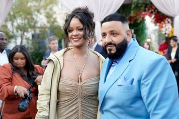 DJ Khaled Shares 3 Rihanna Bikini Photos On Instagram