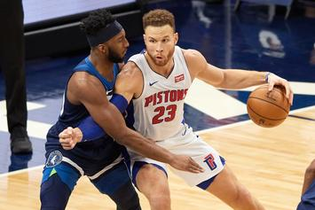 Blake Griffin & Pistons Agree To Part Ways