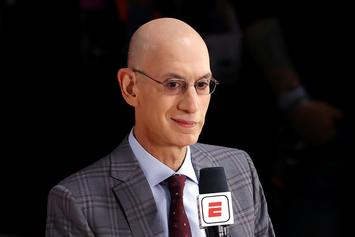 Adam Silver Slandered As NBA All-Star Game Begins To Unravel