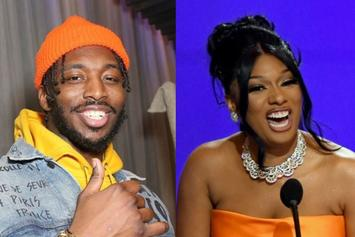 Pardison Fontaine Jokes With Megan Thee Stallion About Viral Moment