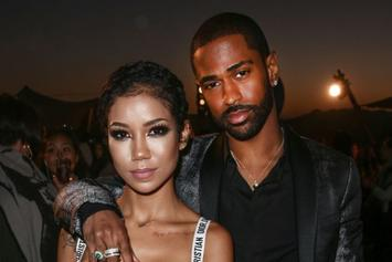 """Big Sean Fawns Over Jhene Aiko For Her Birthday: """"You Deserve To Be Celebrated"""""""