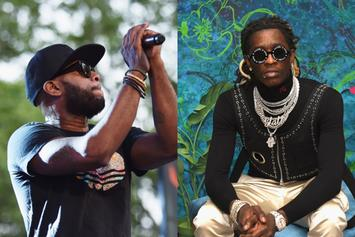 Talib Kweli Gracefully Accepts Defeat In Poll That Crowns Young Thug The Better Rapper