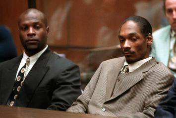 Snoop Dogg's Ex-Bodyguard Recounts Fatal Shooting To Protect Rapper