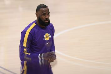 LeBron James' Recovery Timeline Receives An Update