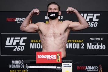 Stipe Miocic Sets His Sights On Tyson Fury And Anthony Joshua