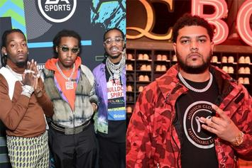 Migos Rumored To Have Beat Up Justin LaBoy After Saweetie Threesome Comments